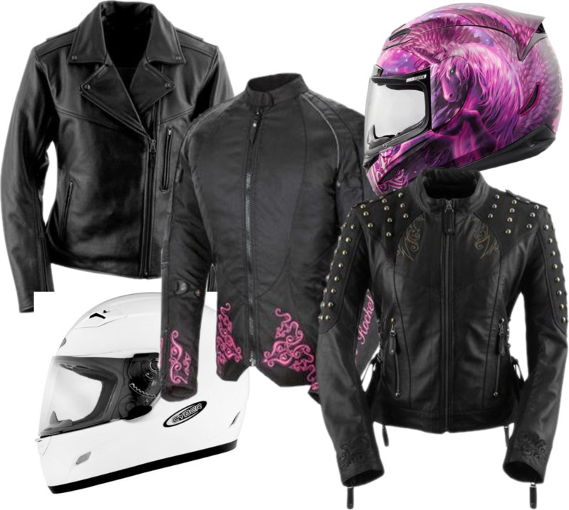 Cool Motorcycle Gear For Women Fashion In My Eyes