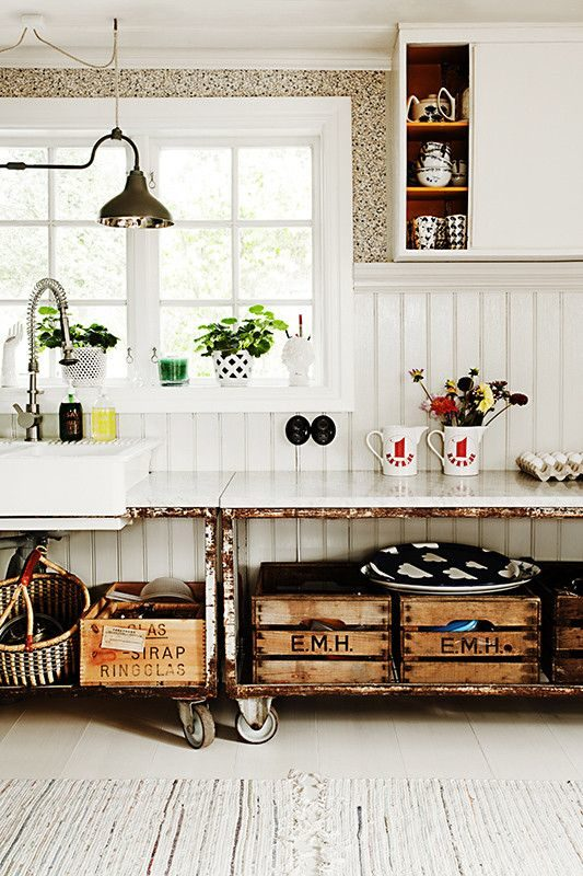 Perfect Boho Kitchen 6