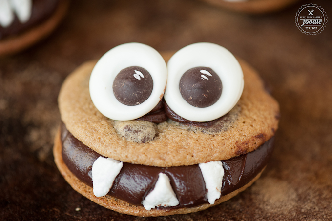 monster blt monster eyeballs monster cookies monster cookies v monster ...