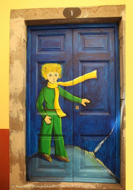 door-with-little-prince