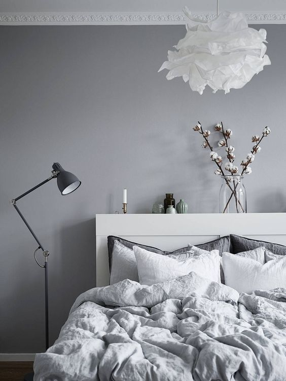 how to give your bedroom a scandinavian vibe daily dream decor. Black Bedroom Furniture Sets. Home Design Ideas
