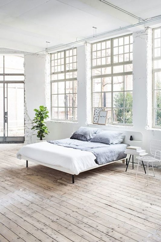 How to give your bedroom a Scandinavian vibe - Daily Dream Decor