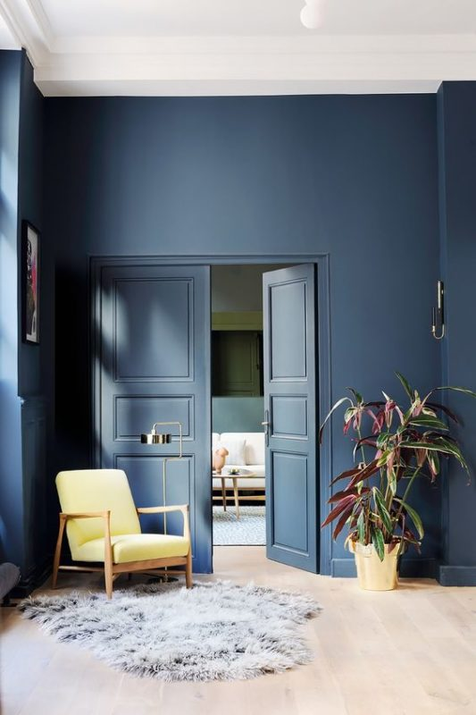 5 Dazzling Shades Of Paint To Try This Fall Daily Dream