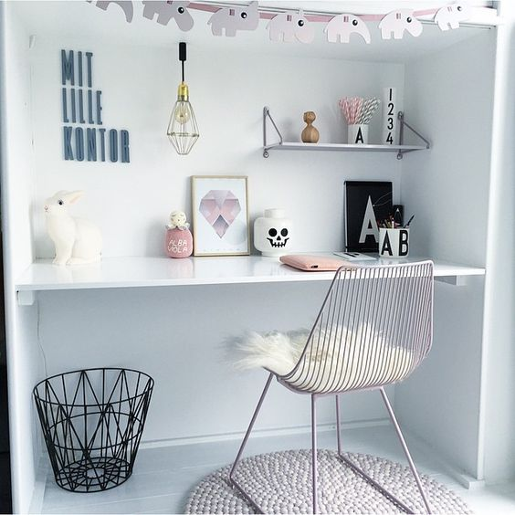 Home Study Room Ideas Kids: 6 Kids Study Corners That Will Make Your Home Dreamy