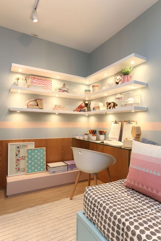 6 Kids study corners for kids that will make your home dreamy