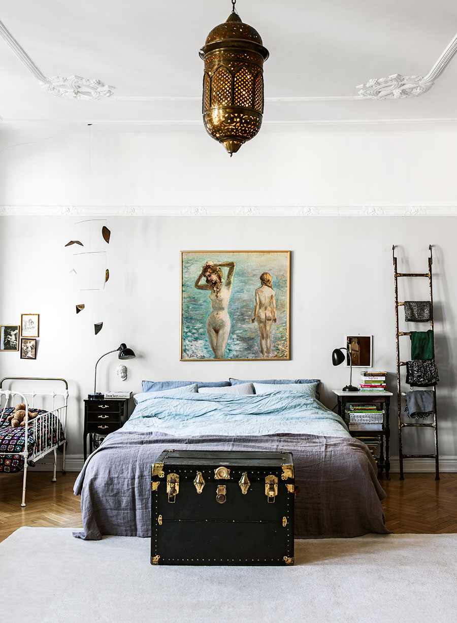 Another dreamy artsy home - Daily Dream Decor