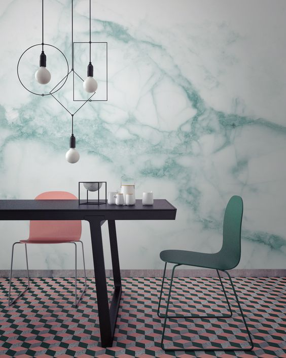 7 Reasons you will love a Marble Wallpaper