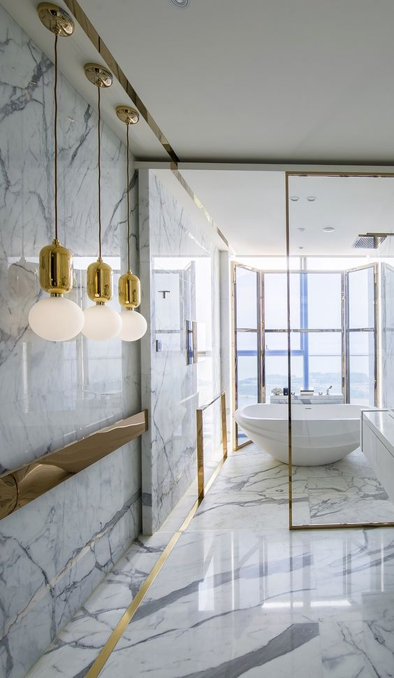 7 Ways to make your bathroom more luxurious - Daily Dream Decor
