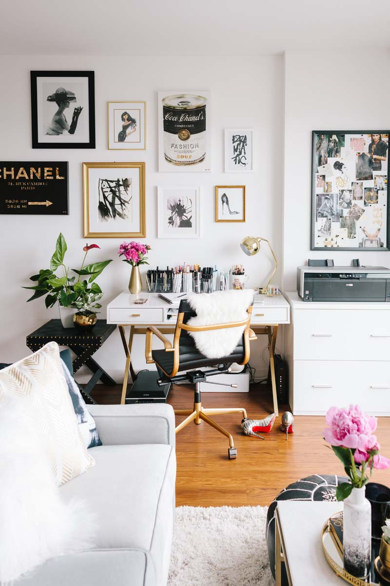 Dreamy studio apartment in San Francisco Daily Dream Decor