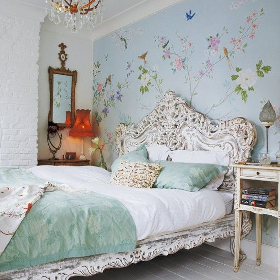 Shabby Bedroom 5