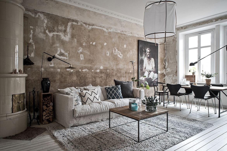 le charme des murs bruts envie 2 deco boutique et blog d co. Black Bedroom Furniture Sets. Home Design Ideas