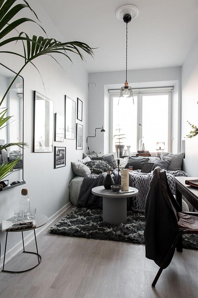 A Teeny Tiny Dreamy Studio Apartment Daily Dream Decor