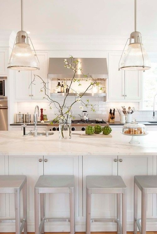 5 Kitchen Trends For 2017 - Daily Dream Decor