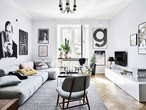 12 splendid scandinavian rooms you will dream about for Decor dreams