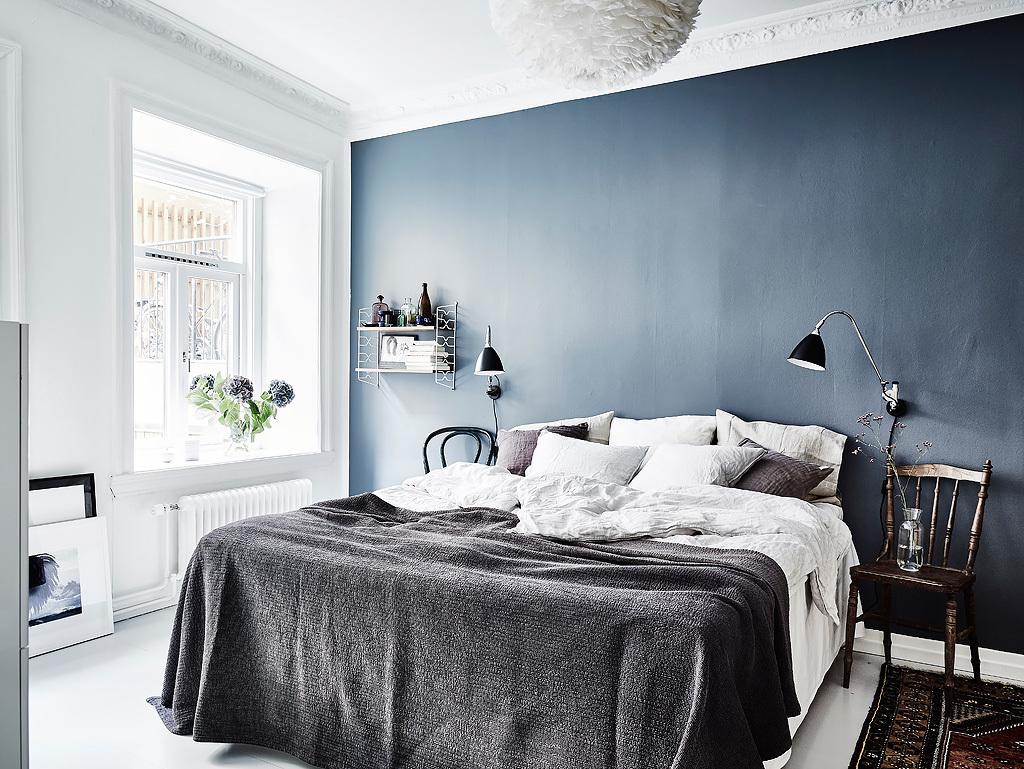 New Dreamy Ikea Bathroom Daily Dream Decor: Dreamy Scandi Apartment With A Stunning Deep Blue Bedroom