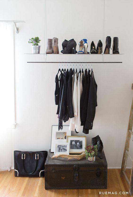 Stylish Clothing Rack 5