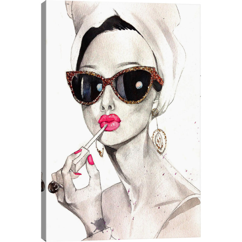 audrey-hepburn-by-rongrong-devoe-painting-print