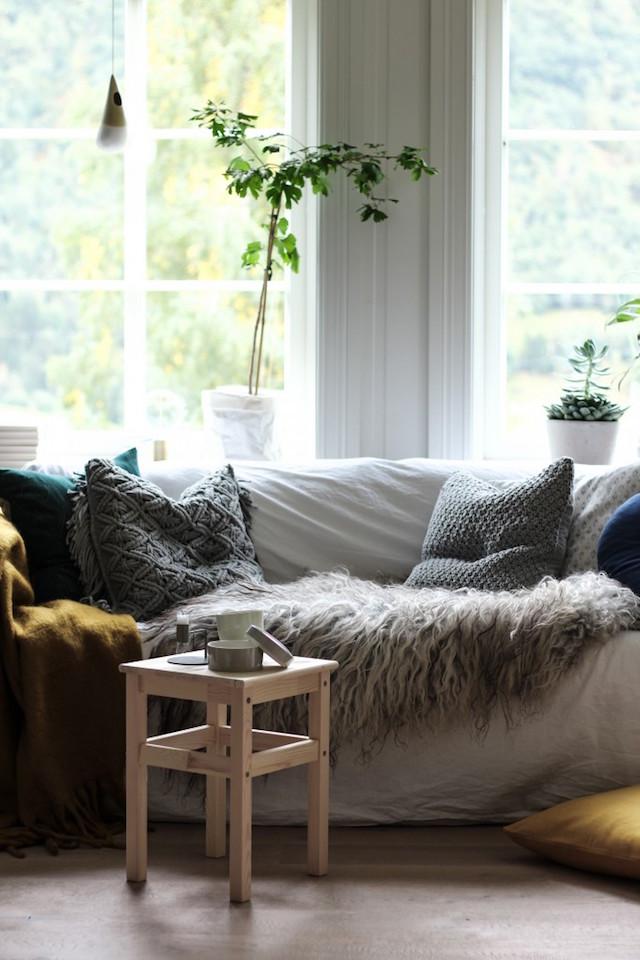 A dreamy Norwegian home - Daily Dream Decor