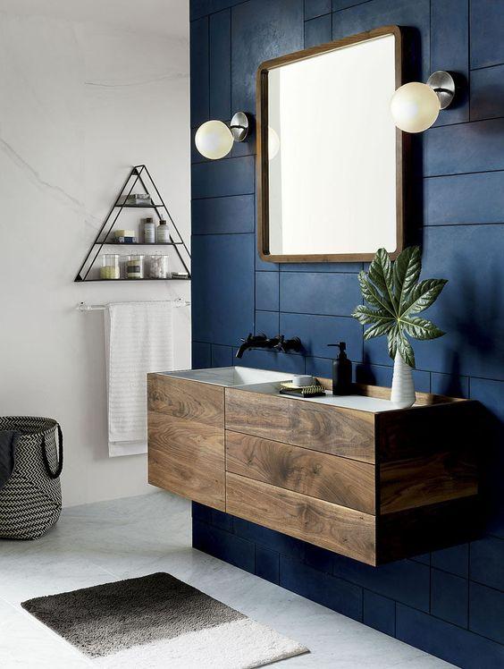 Bathroom Tiles Trends 2017 6 tile trends for 2017 - daily dream decor