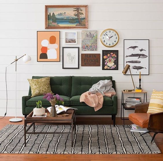 6 Ways to mix modern and vintage elements in your home