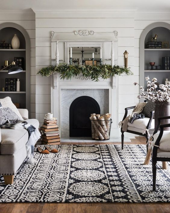 7 Splendid Ways To Decorate Your Fireplace Daily Dream Decor