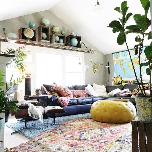 How To Decorate Your Home If Youu0027re A Sagittarius