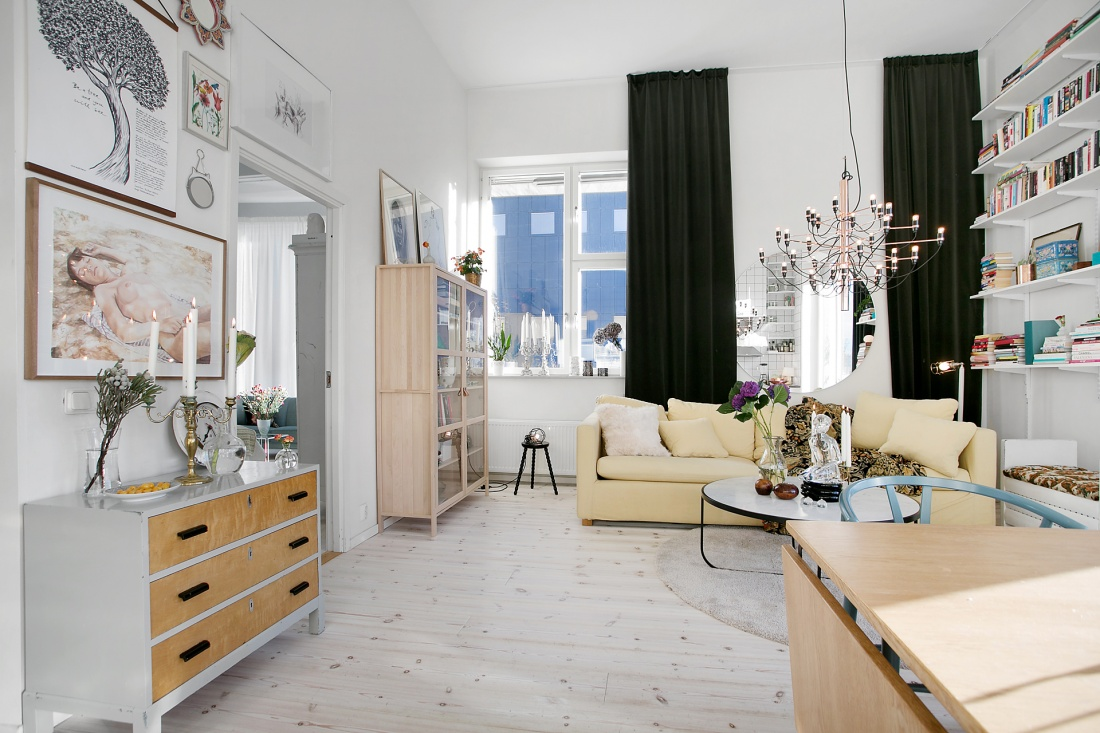 Spectacular Scandi Apartment Daily Dream Decor
