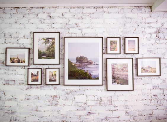 8 Tips On How To Make The Perfect Gallery Wall Daily Dream Decor