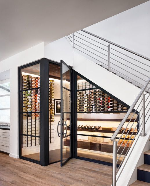 winery-under-the-stairs