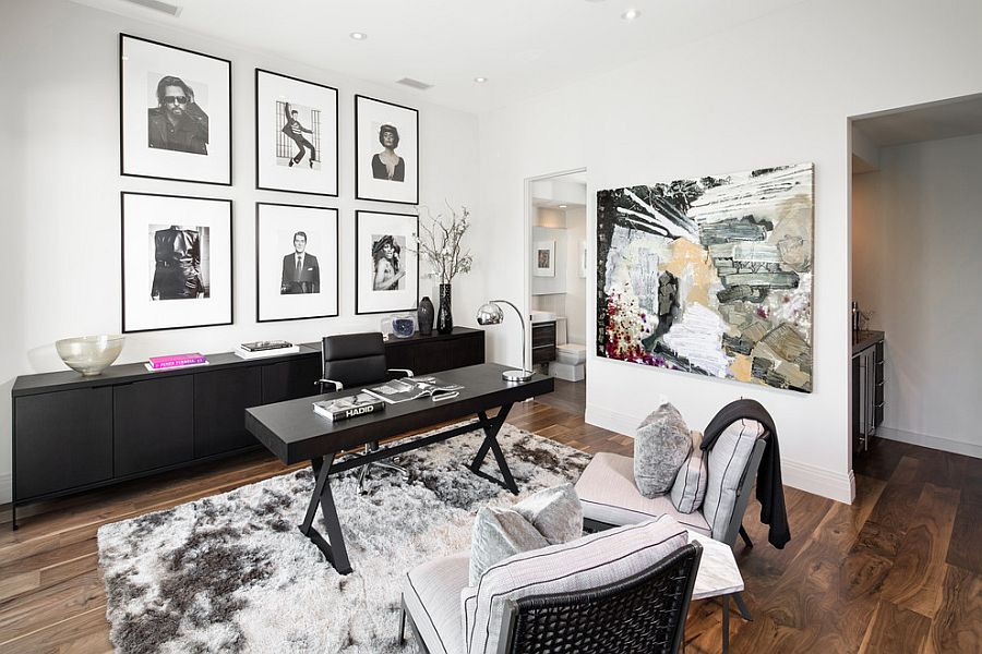 6 Great colour schemes to transform your home office - Daily Dream Decor