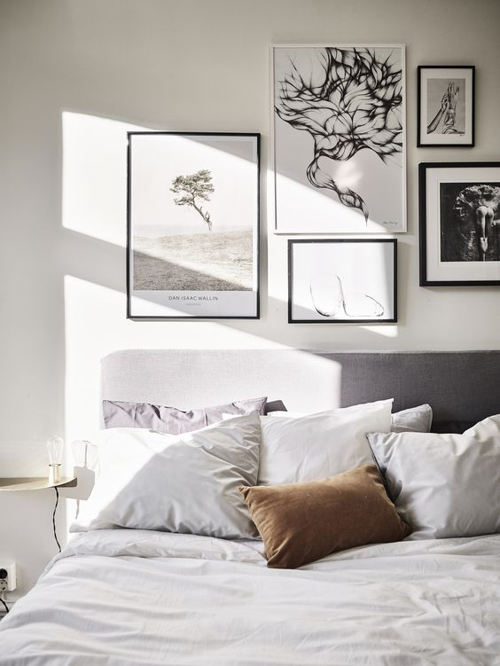 7 Dreamy Gallery wall ideas for your bedroom Daily Dream Decor