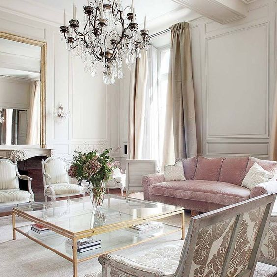 Paris Home Decor: How To Give Your Home A Parisian Vibe