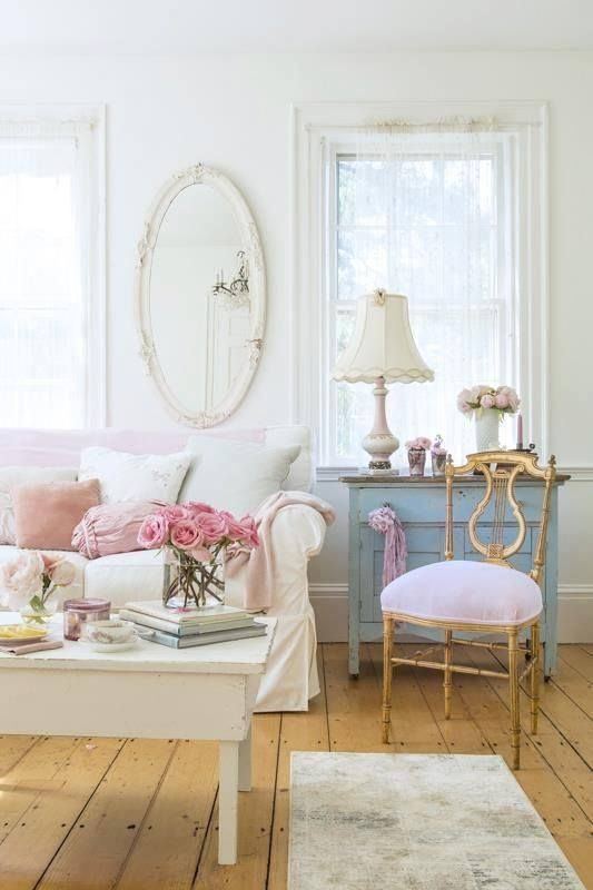 Romantic Living Room: 9 Ways To Set A Romantic Mood Into Your Home