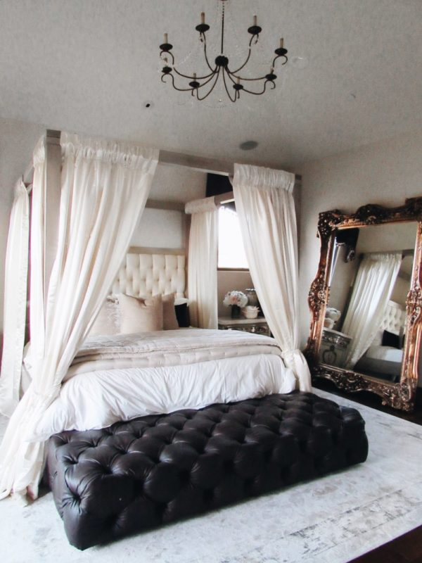 10 romantic bedrooms you will fall in love with daily for Bedroom interior inspiration
