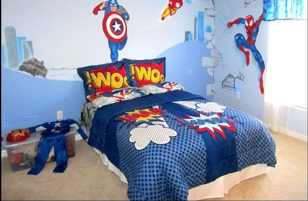 8 unique ways to decorate your child s bedroom daily