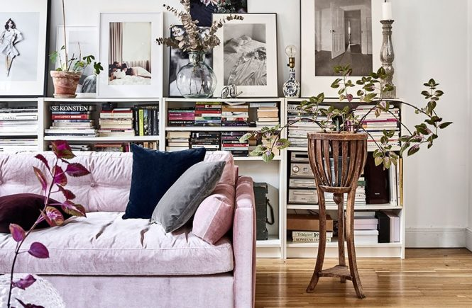 An Eclectic Feminine Home That You Will Be Smitten With   Daily Dream Decor