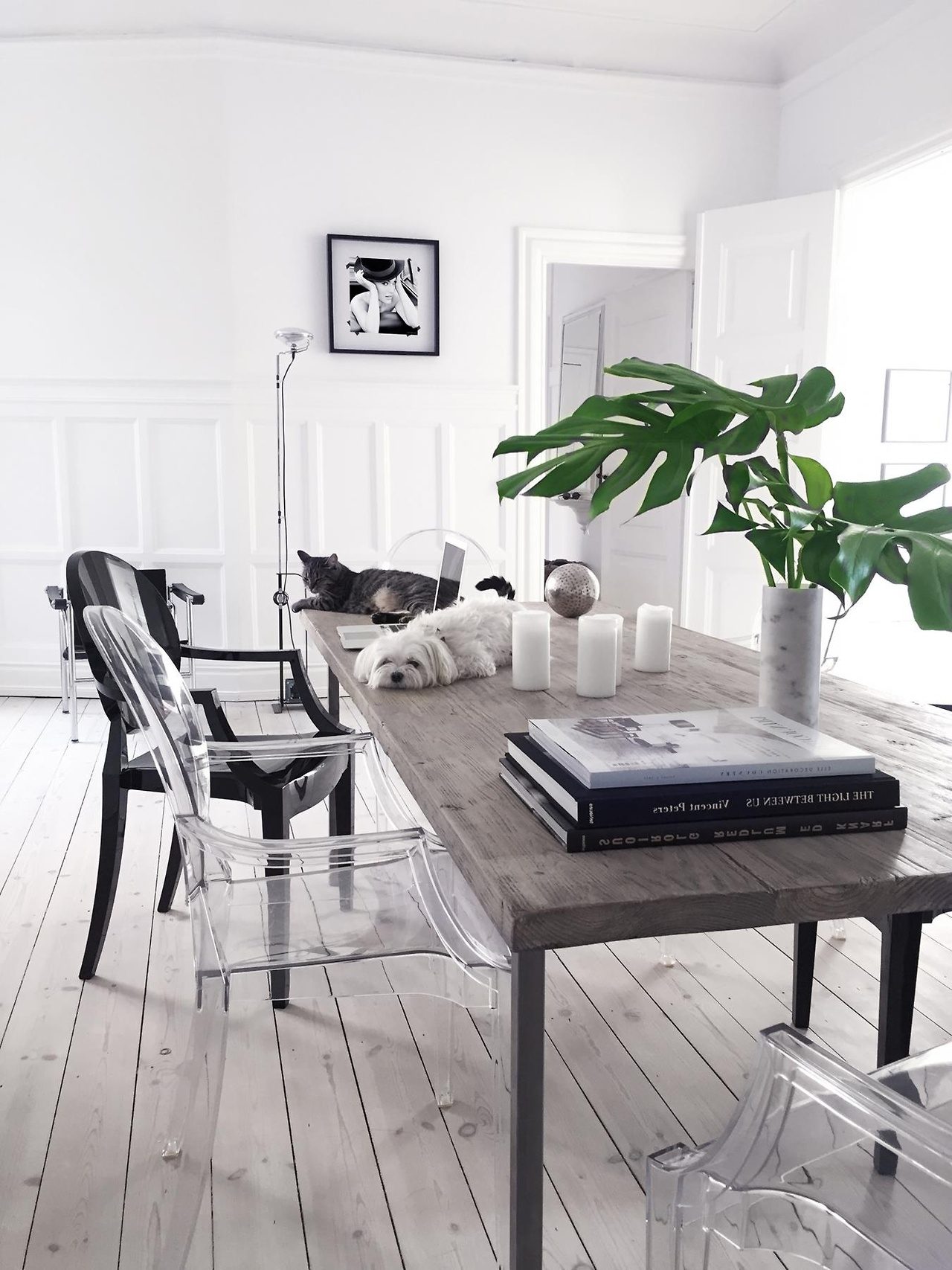beautiful stylish scandi home3