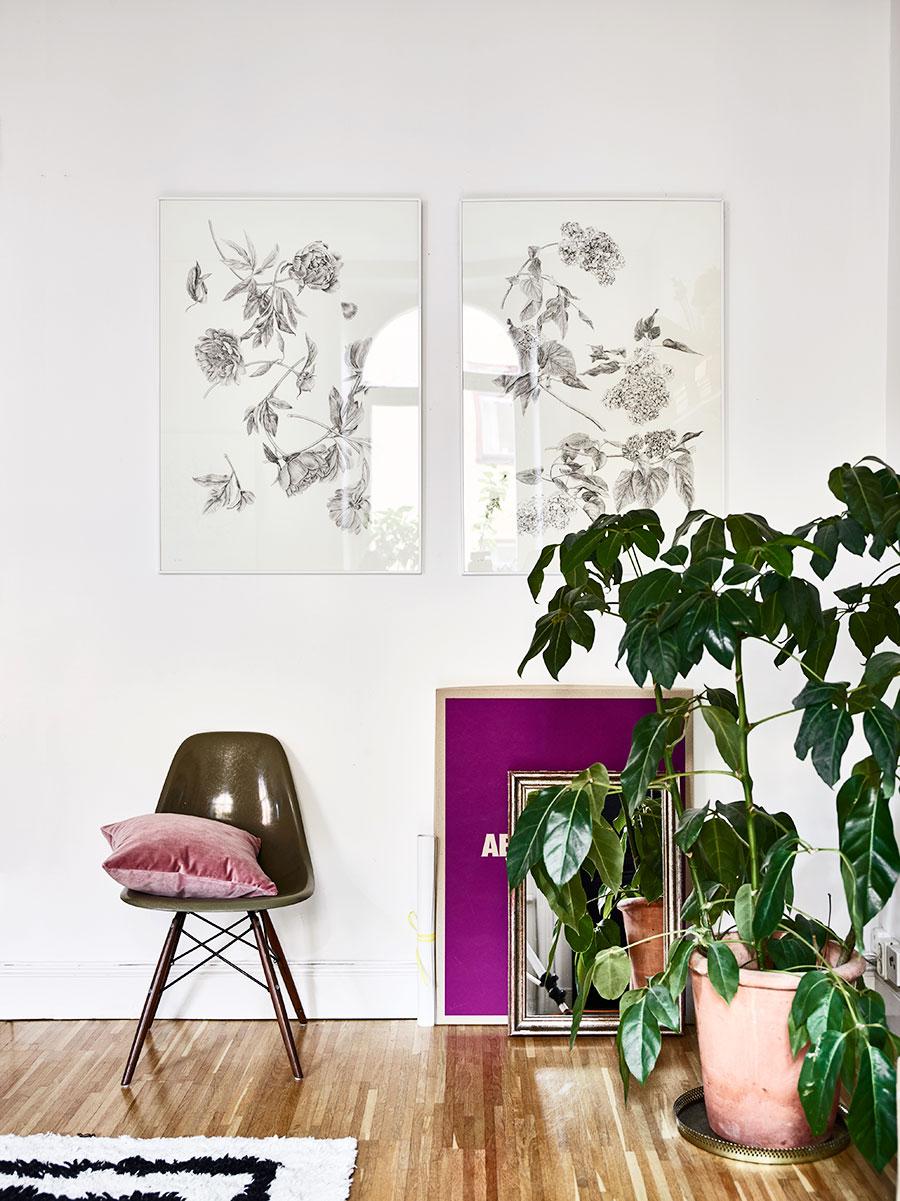 feminine eclectic home 3
