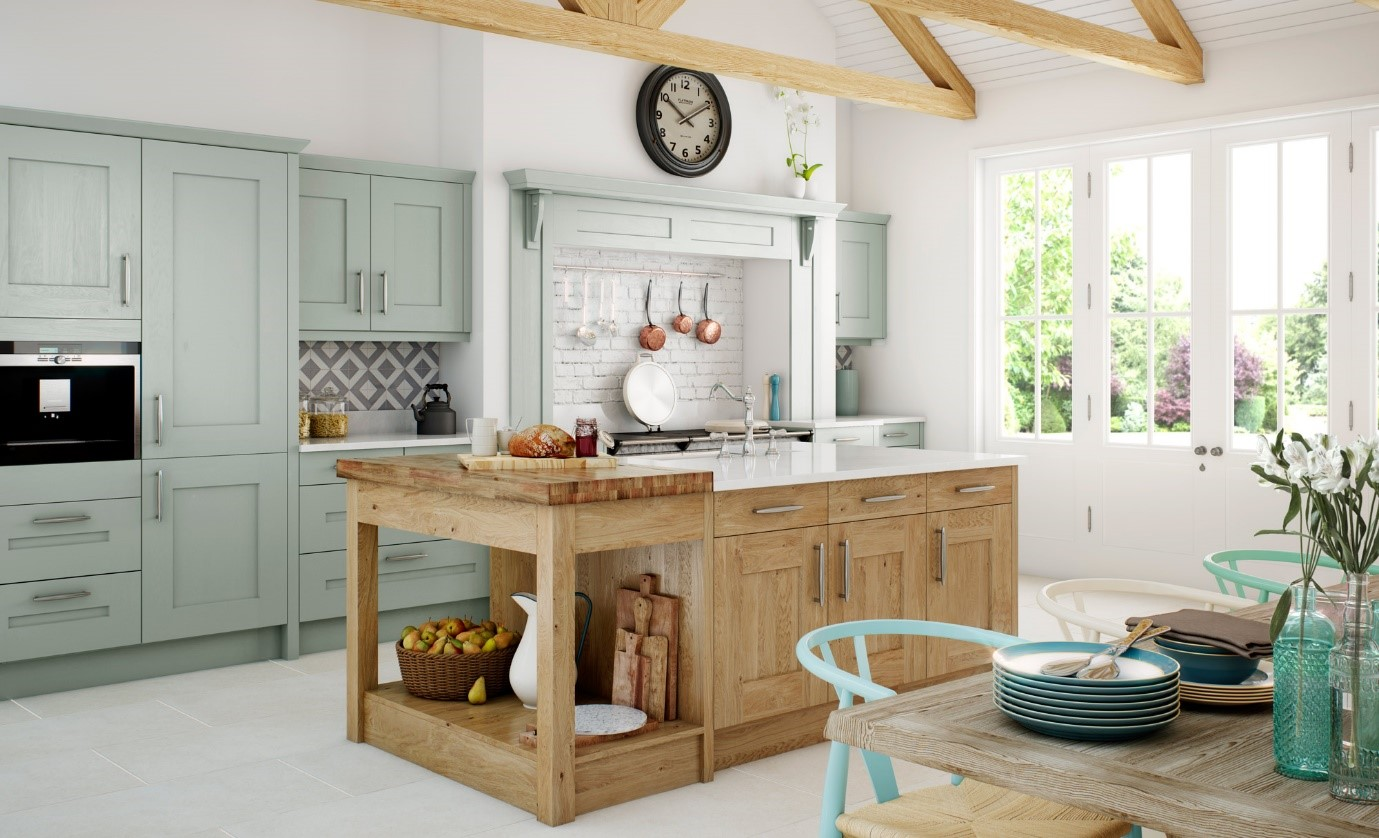 6 Wonderful Wooden Kitchen Designs and How You Can Achieve a ...