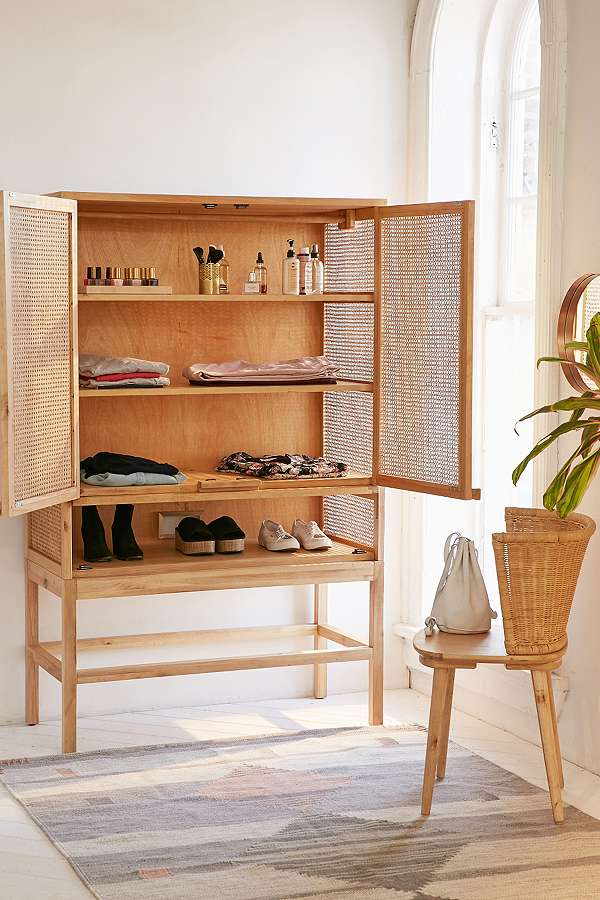 6 ingenious ideas for a dreamy shoe rack daily dream decor for Urban boho style furniture