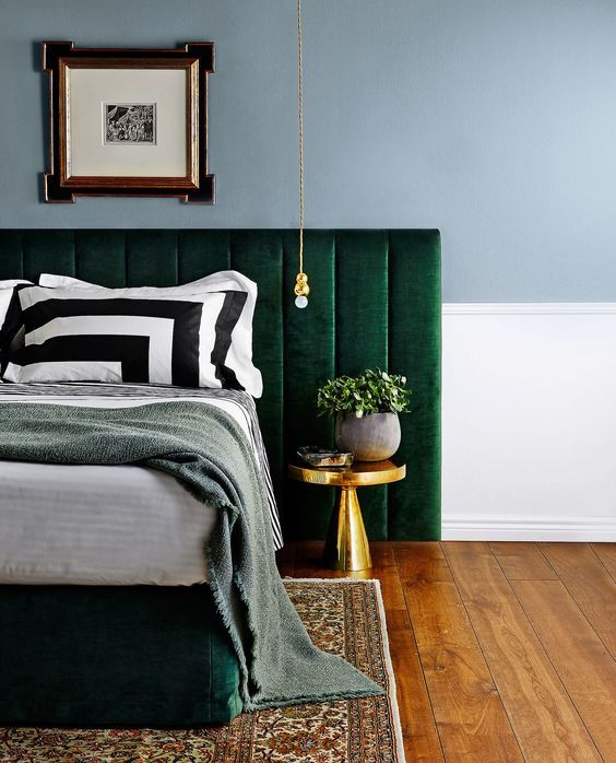 How To Mix & Match Emerald Green Into Your Dreamy Home