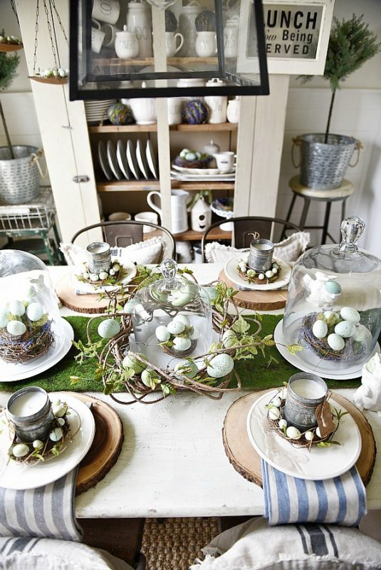 10 Dreamy table setting just in time for Easter
