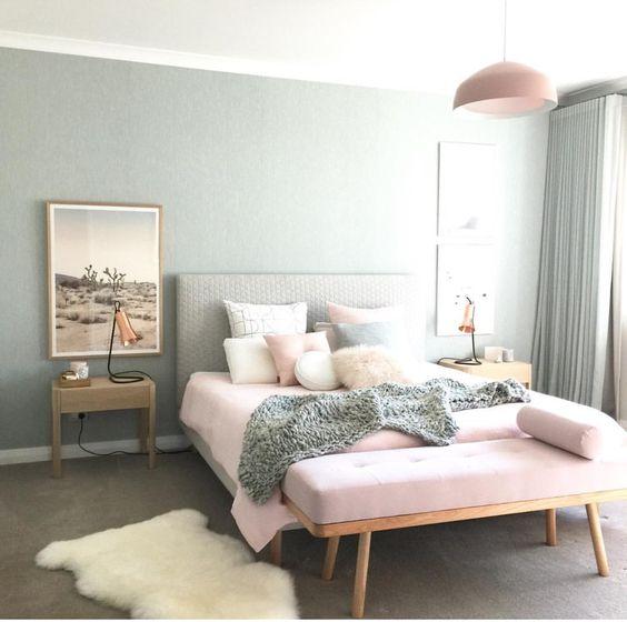 9 Splendid pastel interiors for a dreamy spring