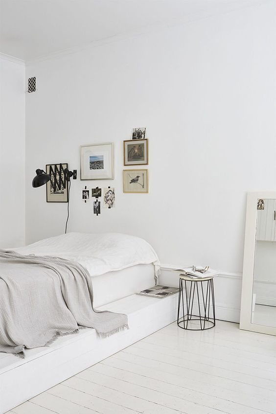 9 Inspirational minimal bedrooms for a relaxing sleep Daily