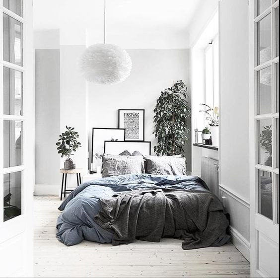 35 Spectacular Neutral Bedroom Schemes For Relaxation: 9 Inspirational Minimal Bedrooms For A Relaxing Sleep