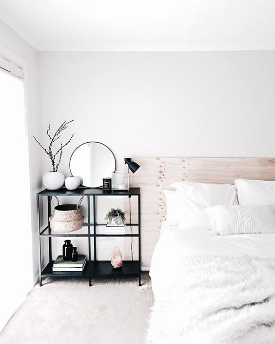 9 Inspirational Minimal Bedrooms For A Relaxing Sleep