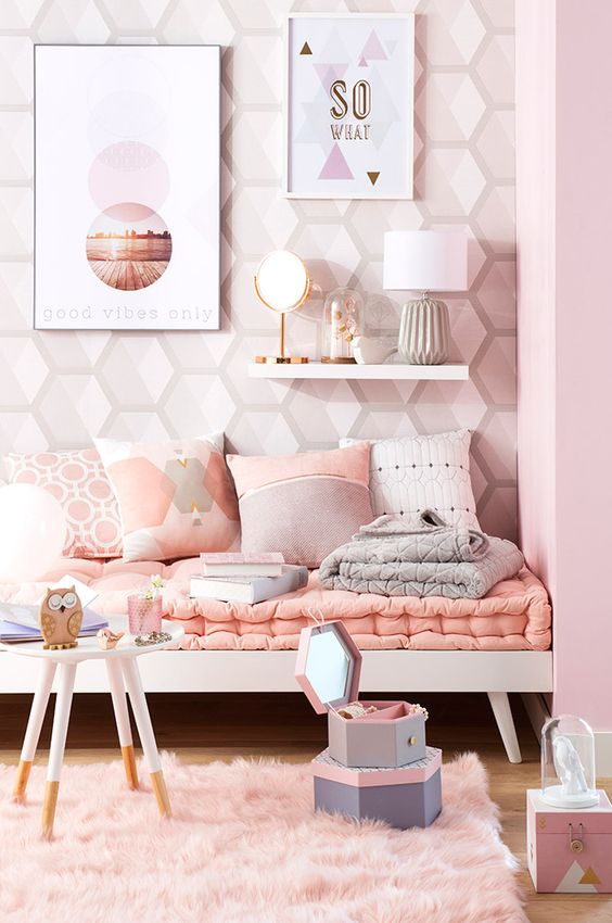 9 splendid pastel interiors for a dreamy spring daily dream decor Apartments using pastel to create dreamy interiors