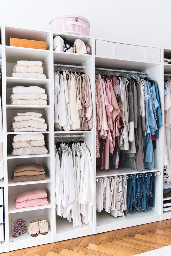 6 Must Know Tips For Detoxing Your Wardrobe For Spring