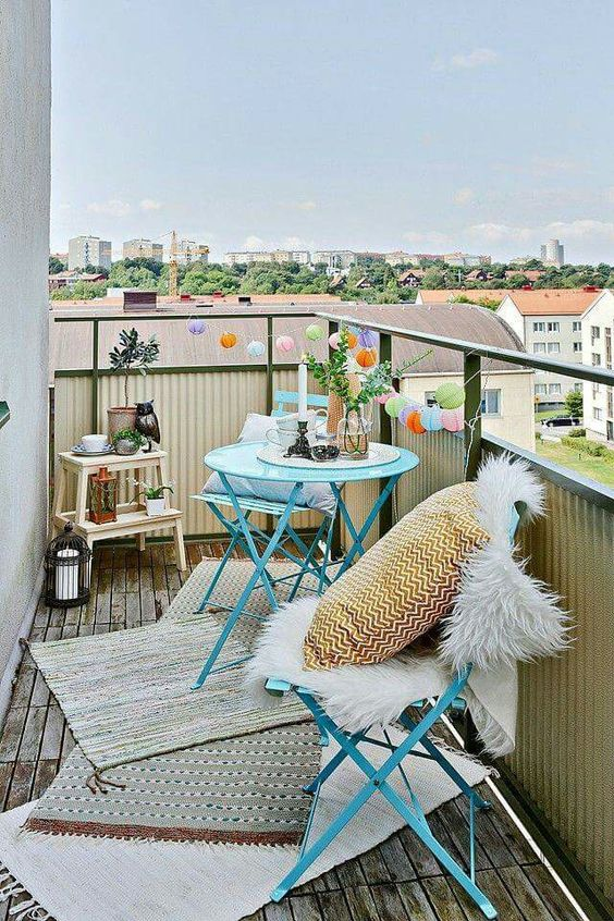10 Dreamy balconies that will help you get ready for summer