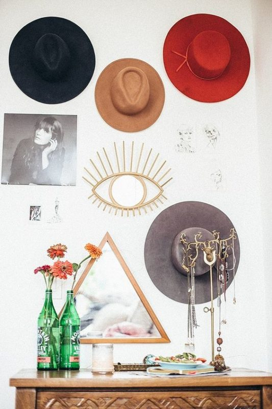 10 Dreamy Items To Hang On The Wall Besides Frames Daily